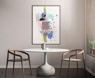 Art prints large size